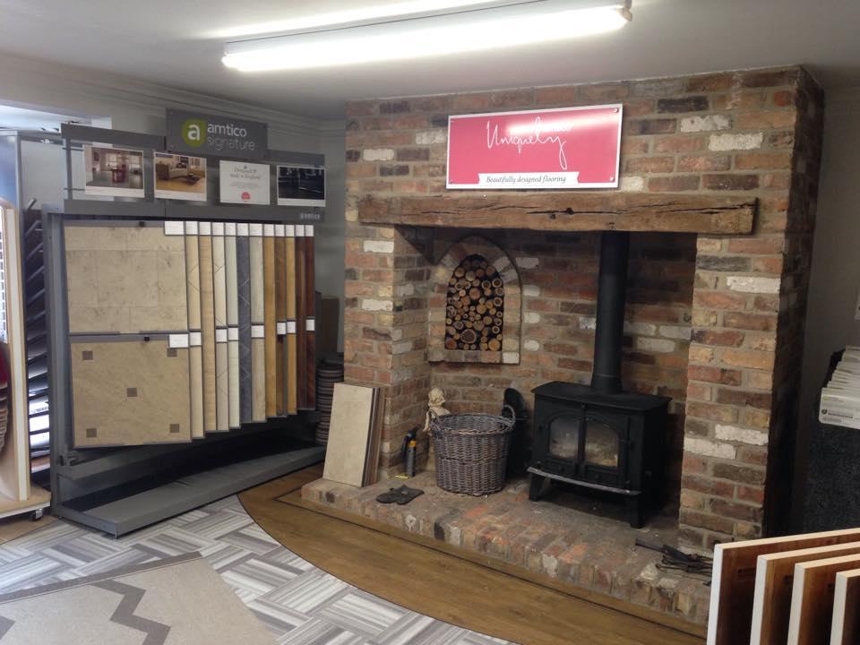 Amtico Showroom The Derbyshire Carpet Amp Flooring Company