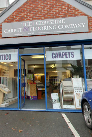 The Derbyshire carpet & flooring company